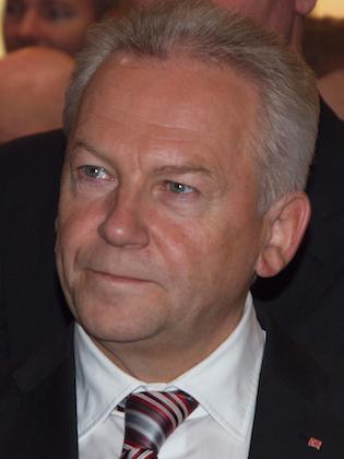 Nett, aber undurchsichtig: Bahnchef Rüdiger Grube (Foto: Weidelich)