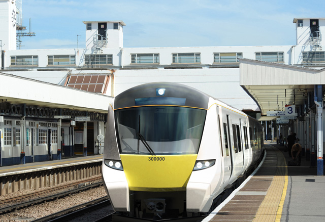 Siemens liefert Züge für 1,8 Mrd. Euro für neugebaute Thameslink-Strecke durch London / Thameslink route through London: Siemens to deliver trains worth circa 1.8 billion euros